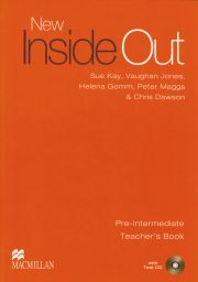 New Inside Out Pre-int., Teach. Res. Pk