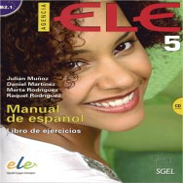 Agencia ELE 5 (B2.1) Übungsheft + CD