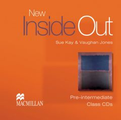 New Inside Out Pre-int., CD
