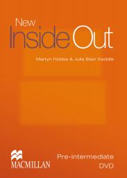 New Inside Out Pre-int., DVD