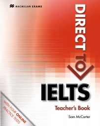 Direct to IELTS, TB+Webcode