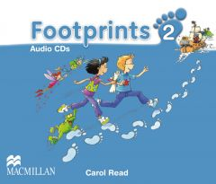 Footprints, Level 2, 3 Audio-CDs