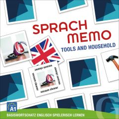 Sprachmemo Englisch: Tools and Household