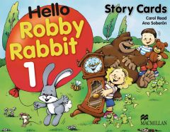 Hello Robby Rabbit, Level 1, Story Cards