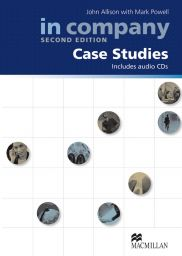 In Company 2nd Ed., Case Studies
