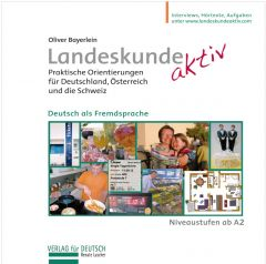 DV, Landeskunde aktiv, Audio-CD