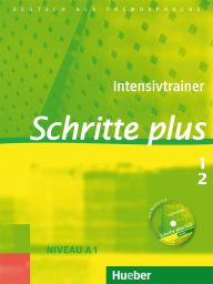 Schritte plus 1+2, Intensivtrainer + CD