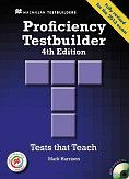 Proficiency Testbuilder 4th ed., SB-Key