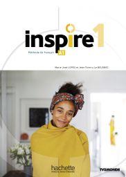 Inspire 1, einspr. Ausgabe,Kursbuch+Code