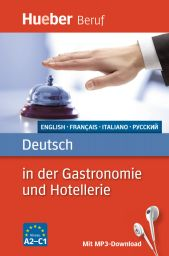 Deutsch i. d. Gastronomie En/Fr/It/Rus