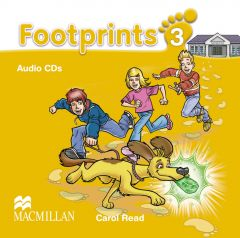 Footprints, Level 3, 2 Audio-CDs