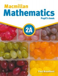 Macmillan Maths 2A, PB + CD-ROM