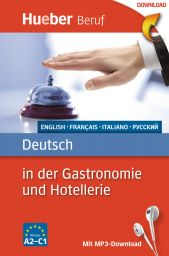 e: Deutsch i. d.Gastronomie It, PDF Pak