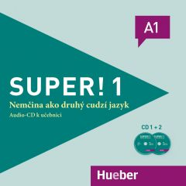 Super! 1, 2 CDs z. KB  SK-Ausg.