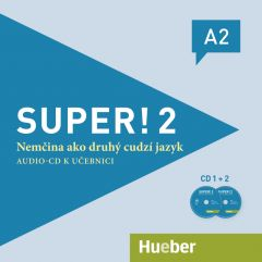 Super! 2, 2 CDs z. KB  SK-Ausg.
