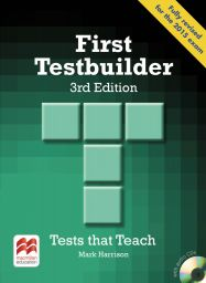 First Testbuilder,3rd ed. without key