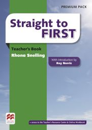 Straight to First, Teacher's Package