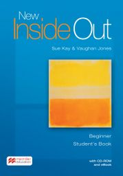 New Inside Out Beginner, SB+CD-ROM+ebook