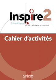 Inspire 2, einspr. Ausgabe, Arbeitsbuch