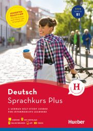 Sprachkurs Plus Deutsch B1, Pak.
