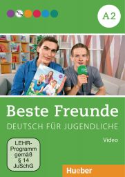Beste Freunde A2, DVD-Video