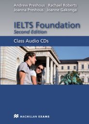 IELTS Foundation 2nd ed., Audio-CDs