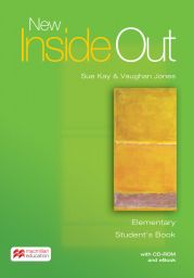 New Inside Out Elem., SB+CD-ROM+ebook