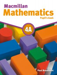 Macmillan Maths 4A, PB + CD-ROM