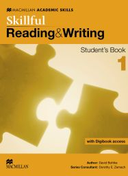 Skillful 1, Reading+Writing, SB+digibook