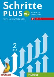 e: Schritte plus Neu 2, Tests+KV, CH-A