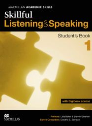 Skillful 1, Listen.+Speaking, SB+digib.