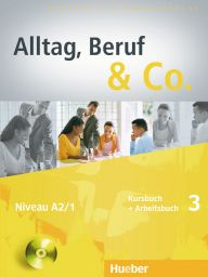 Alltag, Beruf & Co. 3, KB+AB + CD z. AB