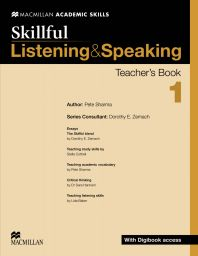 Skillful 1, Listen.+Speak.,TB+digib.+CDs