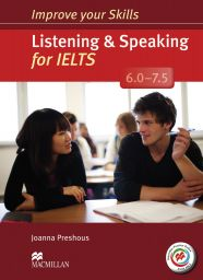 Improve IELTS6 Skills, L+S, SB+MPO o.Key