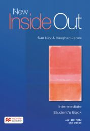 New Inside Out Interm., SB+CD-ROM+ebook