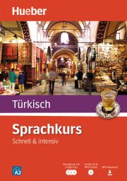 Sprachkurs Türkisch MP3, Paket