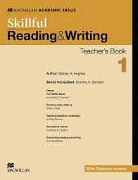 Skillful 1,Reading+Writing, TB+digib.
