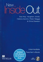 New Inside Out Interm., TB+Test-CD+ebook