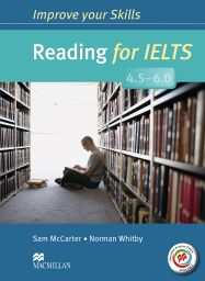 Improve IELTS Skills, Read,SB+MPO o.Key