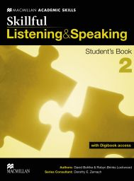 Skillful 2, Listeni.+Speaking, SB+digib.