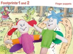 Footprints, Finger Puppet