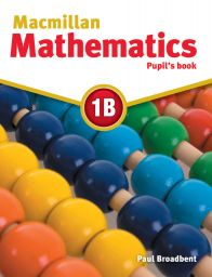 Macmillan Maths 1 B, PB