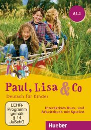 Paul, Lisa & Co A1/1, iKB+iAB, DVD-ROM