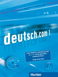deutsch.com 1, AB Kroat. m. CD z. AB