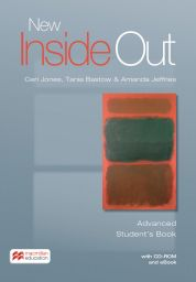 New Inside Out Adv., SB+CD-ROM+ebook
