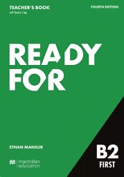 Ready for B2 First 4th ed, TB+App