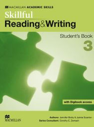 Skillful 3, Reading+Writing, SB+digib.