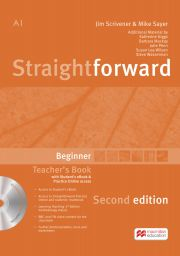 Straightforward 2nd, Beginner, TB+ebook