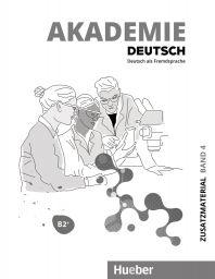 e: Akademie Deutsch B2+ Zusatzmat.,iV