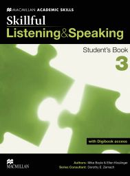 Skillful 3, Listen.+Speaking, SB+digib.